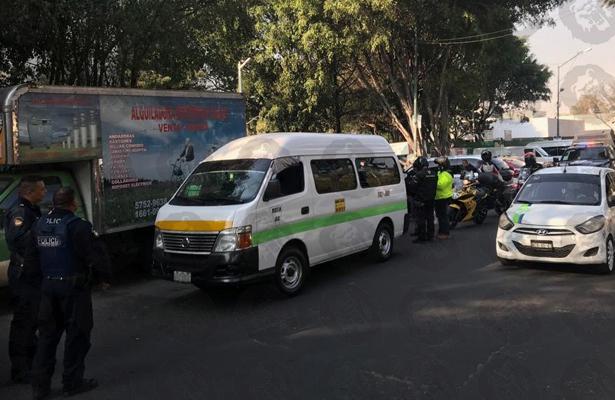Se opone a un asalto y muere baleado en la México-Pachuca