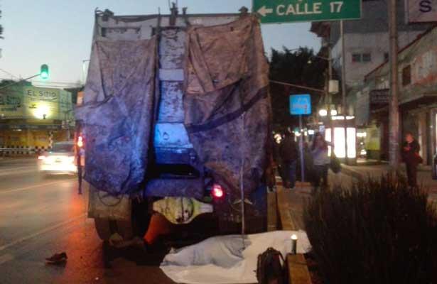 Arrollan hasta la muerte a ciclista en Avenida Revolución