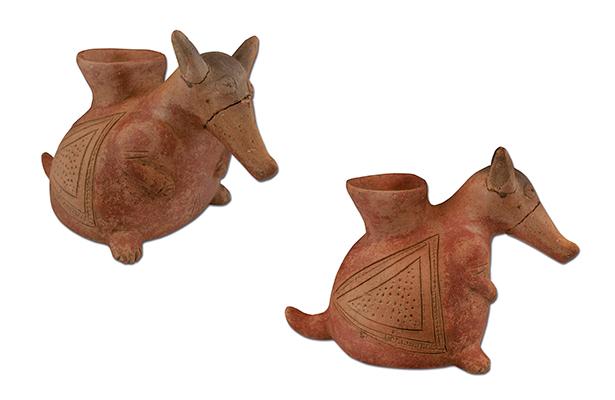 Tres mil años de historia, en la exposición Tiempos develados. Antiguas culturas de Colima