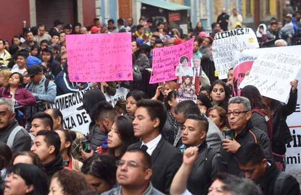 Todo fue mil sobre hojuelas en el Congreso Ciudad de México