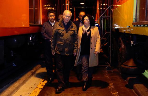 Asume Florencia Serranía como directora del Metro