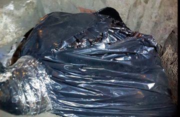 Dejan cuerpo de hombre sin vida en una bolsa de plástico en alcaldía de V. Carranza