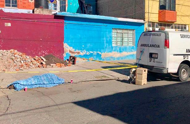Matan a hombre en vinatería de Iztapalapa
