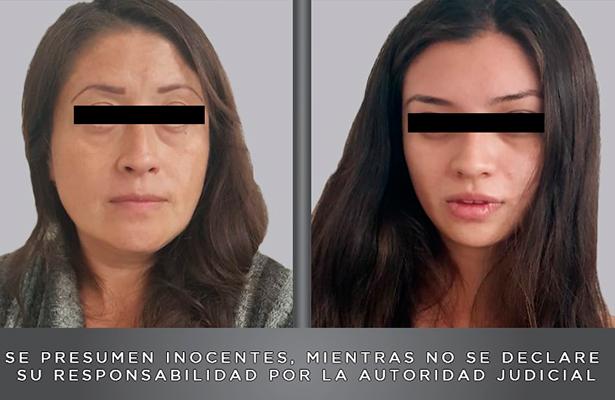 Acusan a madre e hija de apuñalar a su vecina en Tecámac