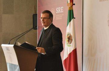 México y EU buscarán frenar la migración en Centroamérica