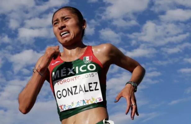 Suspenden a Guadalupe González por dopaje