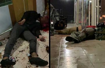 Matan a tres durante posada en Santa Catarina, Nuevo León