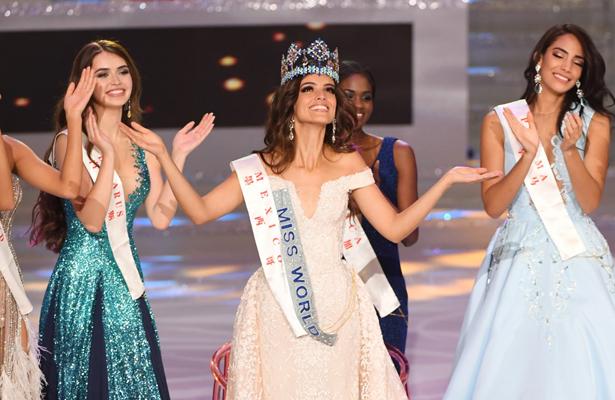 La mexicana Vanessa Ponce se corona como Miss Mundo