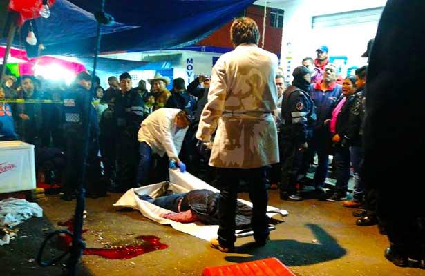 Con disparo en la cabeza matan a joven en Tlalpan