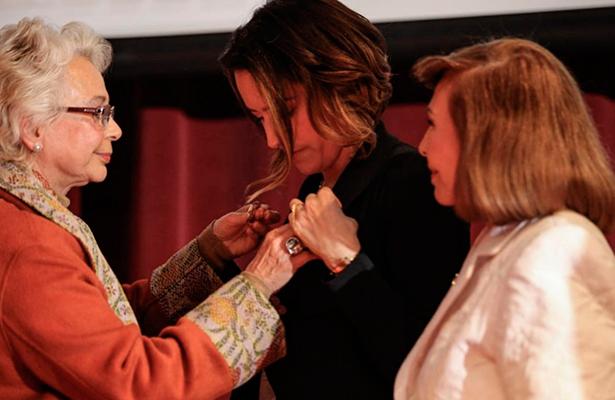 Un honor reconocer a las mujeres: Jorge Rangel de Alba