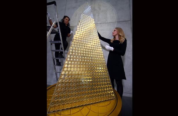 [Video] Conoce el árbol de Navidad más caro del mundo