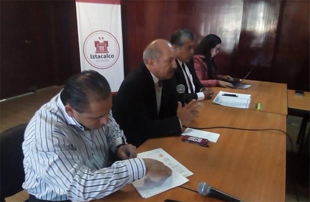 Realiza Iztacalco 1ª reunión de seguridad con gobierno federal