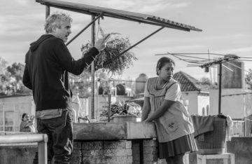 """""""Roma"""" recibe tres nominaciones a los Globos de Oro"""