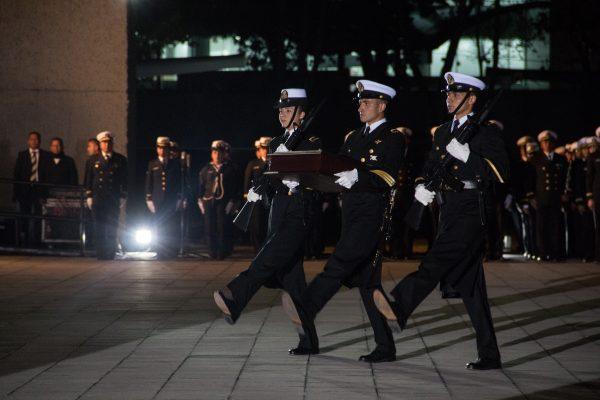 Secretaría de Marina y Defensa Nacional realizan cambios de mando