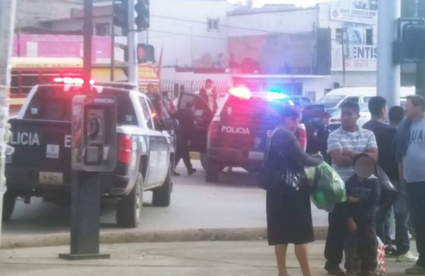 [Videos] Intento de asalto deja cinco heridos en Tijuana