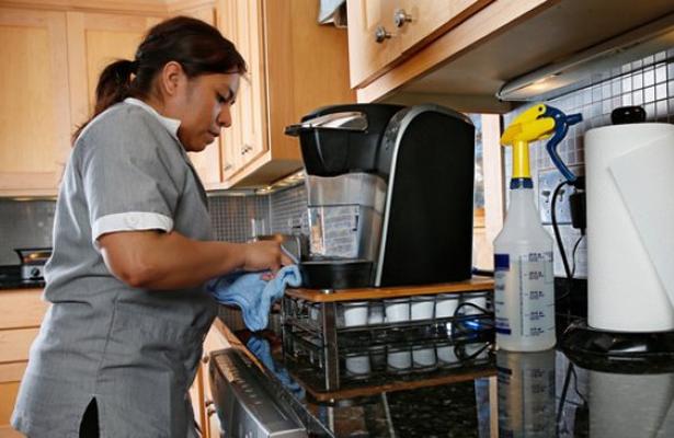 Trabajadoras domésticas contarán con Seguro Social: Germán Martínez