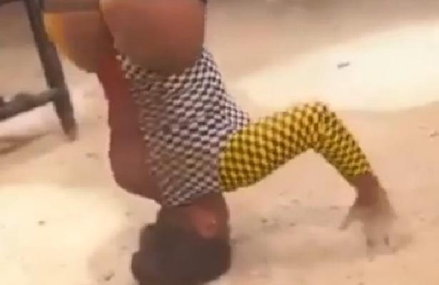 Muere al hacer un twerking de cabeza (VIDEO)
