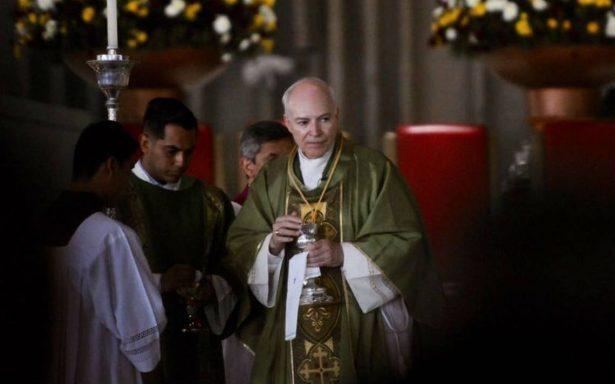 Sería un acto de cobardía no comunicar de cristo: Arquidiócesis de México