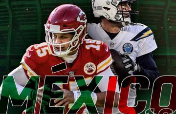 Cargadores-Jefes, el duelo de la NFL en México