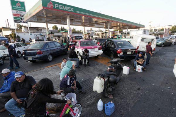 Provoca pérdidas millonarias el desabasto de gasolina en el Estado de México