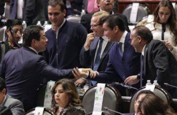 Clausura Cámara de Diputados periodo extraordinario de sesiones tras avalar minuta de Guardia Nacional