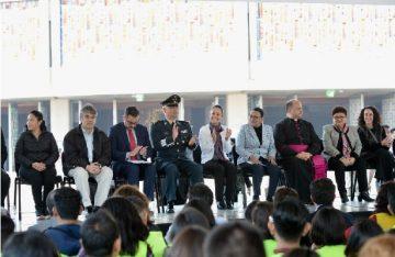 "Arranca en la Villa ""si al desarme, sí a La Paz"""