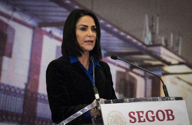 Gobierno se disculpa con Lydia Cacho por violar sus derechos