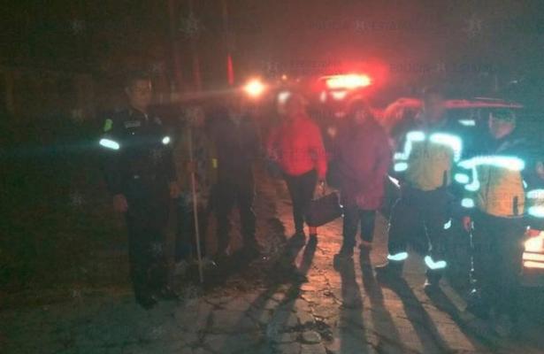 Rescatan a tres personas extraviadas en el Nevado de Toluca