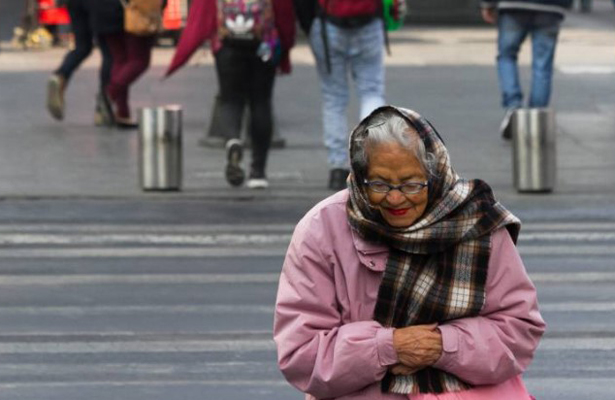 Nuevo frente frío afectará gran parte del país