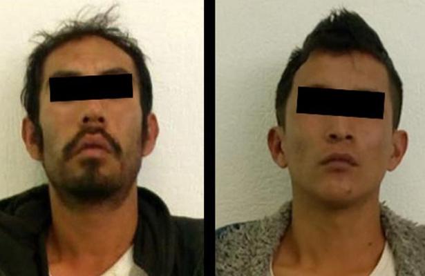 Atoran a dos por asaltar una empresa refresquera en Ecatepec