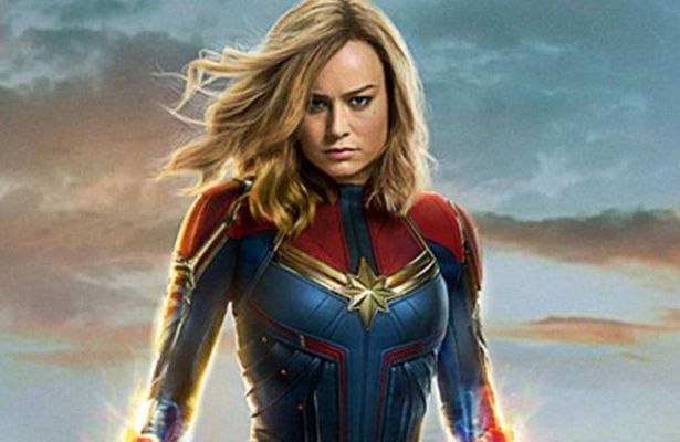 """Revelan tercer tráiler de """"Capitana Marvel"""""""