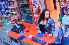 Captan robando a una Agente del MP en Tamaulipas (VIDEO)