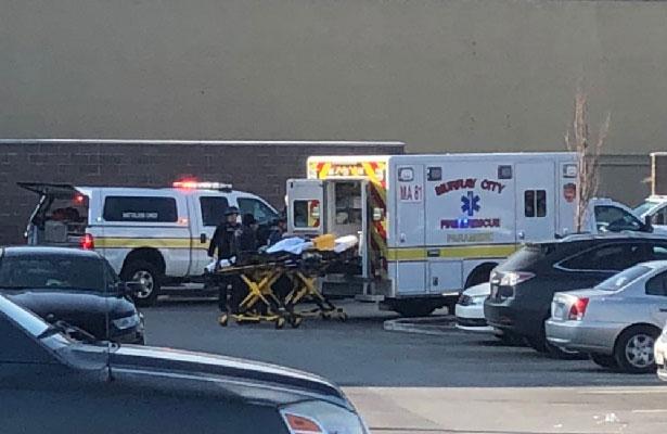 [Video] Deja tiroteo en Salt Lake City dos heridos