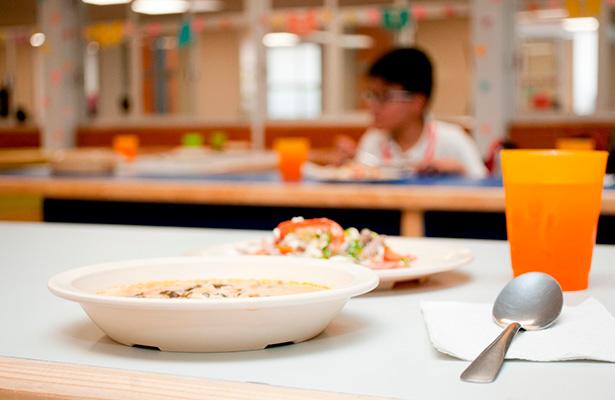 Desde el SNDIF, impulsamos la alimentación sana, variada y suficiente