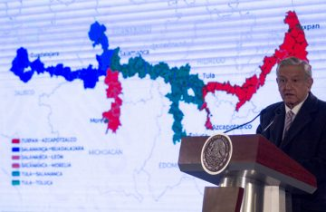 Anuncia AMLO Plan de Desarrollo para 91 municipios huachicoleros