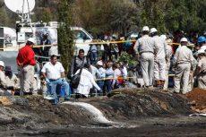 Aumenta a 94 cifra de fallecidos por explosión en Hidalgo: Omar Fayad