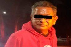 Aprehende la SSC a un hombre que realizaba disparos al aire, en Iztapalapa