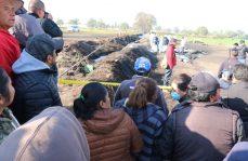 [Fotos] Algunos cuerpos ya fueron identificados en Tlahuelilpan