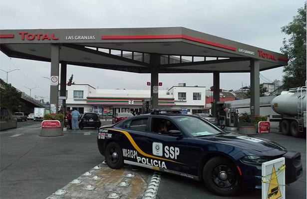 No hay crisis de gasolina para patrullas de la policía