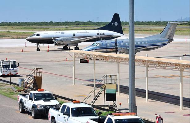 Viajaba en avión a Hermosillo y aterrizó sin vida