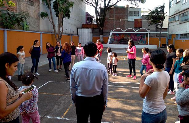 Hay que impulsar a la niñez: Martiniano Rodríguez Sánchez