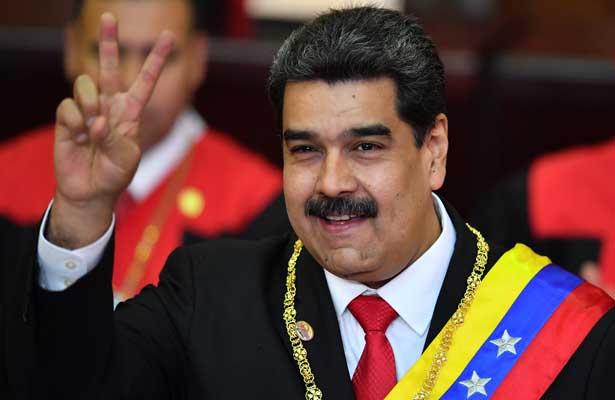 Jura Maduro para su segundo período; será presidente de Venezuela hasta 2025