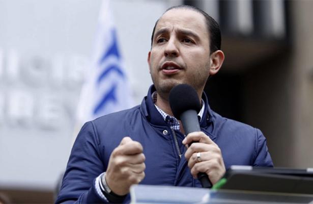 Marko Cortés solicita información a Pemex