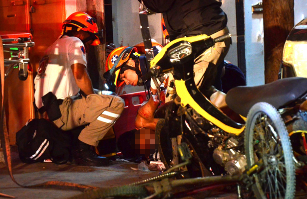 [Fotos] Balacera en Irapuato deja dos muertos y dos lesionados