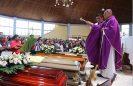 Obispo de Tula pide a Virgen de Guadalupe por víctimas de explosión en Tlahuelilpan