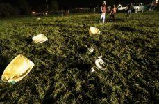 Peritos levantaron cuerpos por la explosión en Tlahuelilpan