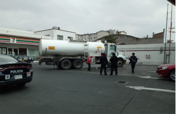 Inicia plan emergente de distribución de combustibles con CANACAR