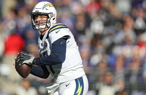 Philip Rivers amenaza a los Patriotas de Brady
