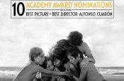 """¡Histórico! Con 10 nominaciones en los premiso Oscar, """"Roma"""" de Alfonso Cuarón hace historia"""