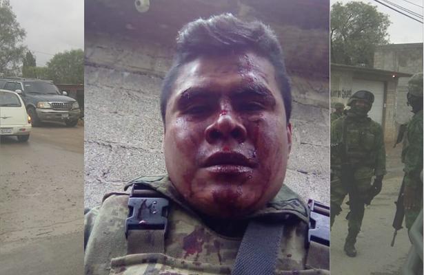 Enfrentamiento entre militares y huachicoleros deja un muerto en Hidalgo